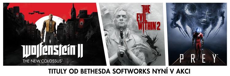 Nejlepší hry od Bethesdy!