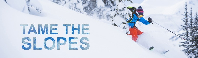 Tame the Slopes