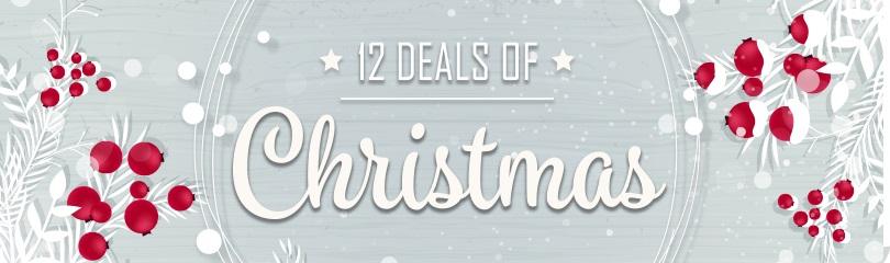 12 Deals of Christmas