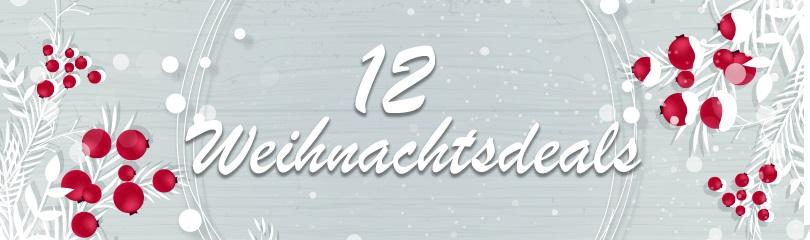 12 Weihnachtsdeals