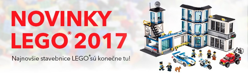 Novinky LEGO sú tu!