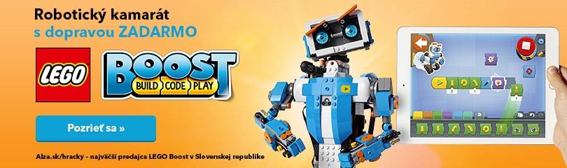 LEGO Boost s dopravou zadarmo