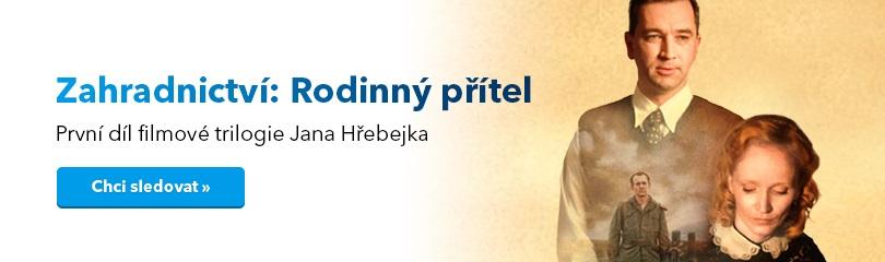 Nový film Jana Hřebejka