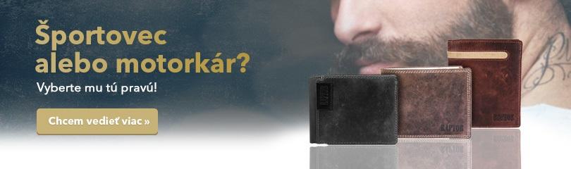 Peňaženku neodmietne!