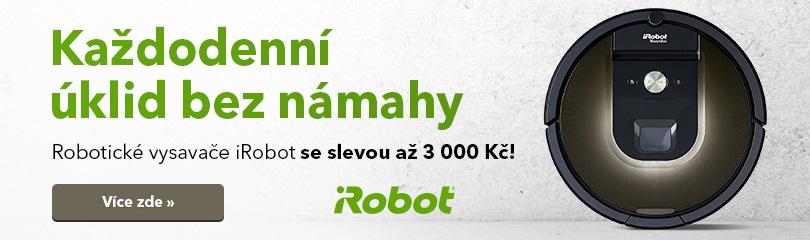 iRobot se slevou
