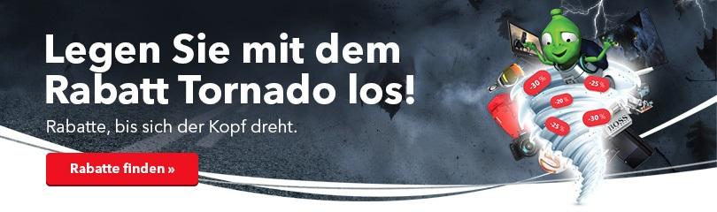 Rabatt Tornado