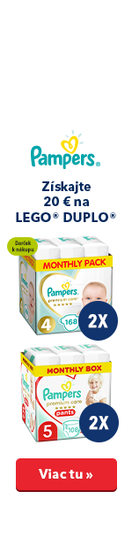 Pampers + LEGO