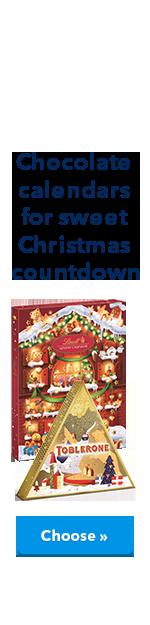 Chocolate calendars