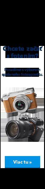 Fotoaparáty pro začátečníky NEW