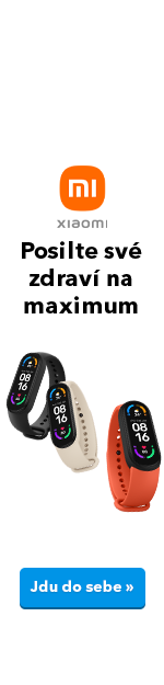 Xiaomi Mi Band 6 - ucho