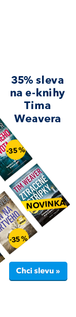 E-knihy od Tima Weavera s 35% slevou