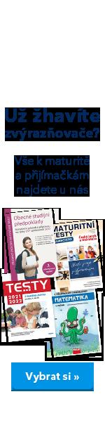 Maturity a příjímací zkoušky 2021