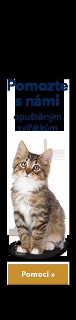 Alza Pelíšek Kočičí azyl Znojemsko