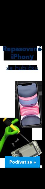 Repasované iPhony
