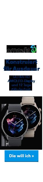 Amazfit GTR 3 - ucho
