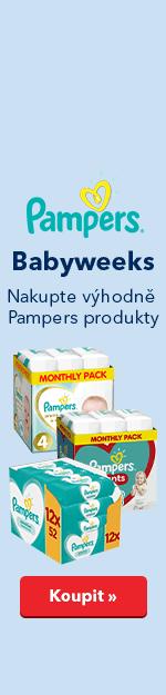 Pampers Babyweeks