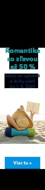Romantické e-knihy až -50% EK knihy