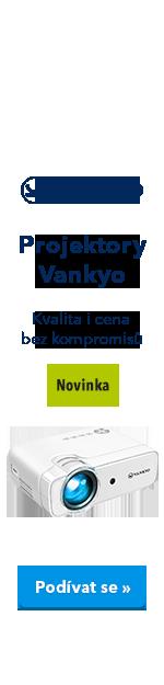 Projektory Vankyo
