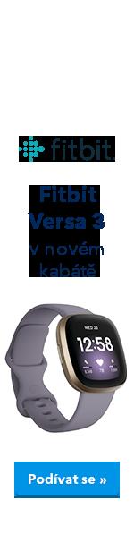 Fitbit Versa 3 - ucho