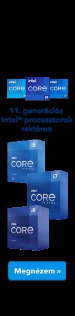 Intel 11. generace skladem