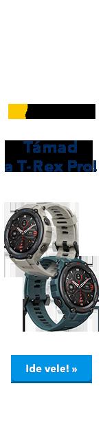 Amazfit T-Rex Pro - ucho