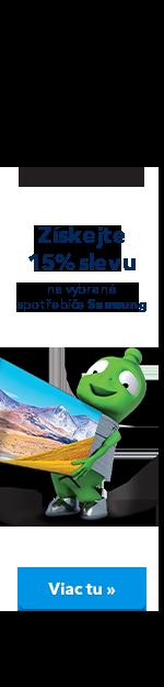 Letní slevové týdny Samsung