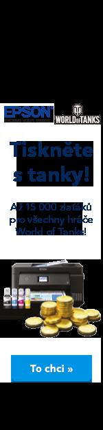 Tiskněte s tanky