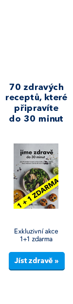 Jíme zdravě do 30 min