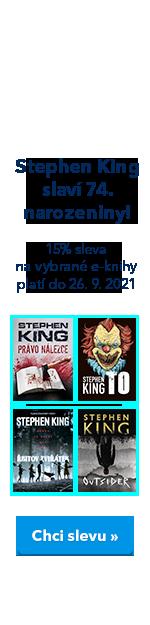 Stephen King slaví! EK knihy