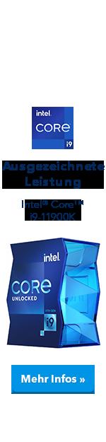 Intel ucho Intel Core i9-11900K