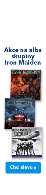 Iron Maiden v akci FER kniha