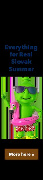 Everything for Real Slovak Summer hobby