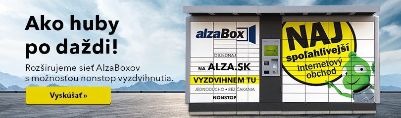 Sieť Alzaboxov