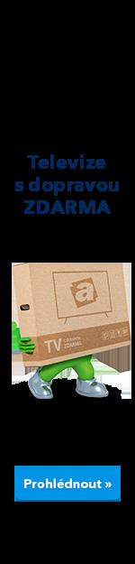 Televize - Doprava zdarma