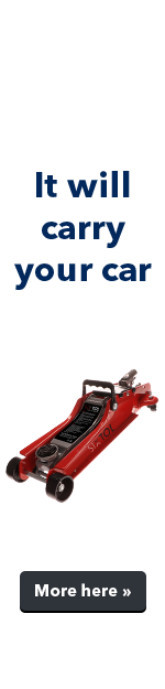It will carry your car