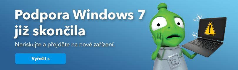 Konec podpory Windows 7