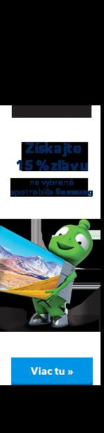 Letné zľavové týždne Samsung