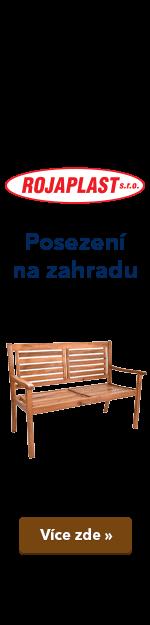 Rojaplast lavička