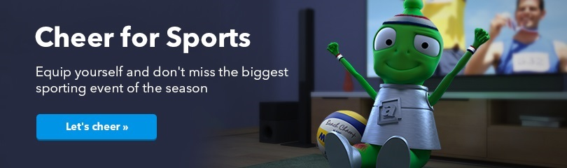 Cheer for Sports