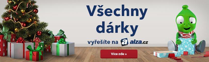 Všechny dárky vyřešíte na Alza.cz