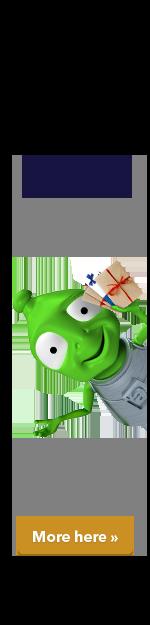 Rychlé dárky do obálky - Pet