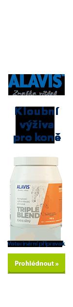 Veterinární přípravek od Alavis