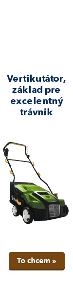 Vertikutátor, základ pre excelentný trávnik