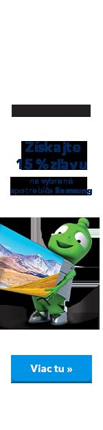 Samsung - cross slevy 15 %