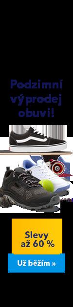 Výprodej obuvi
