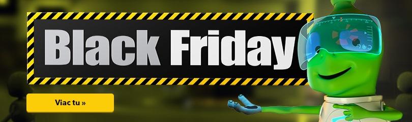 Black Friday - Médiá a zábava
