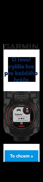 Garmin Instinct Black Lava Esports Edition - ucho