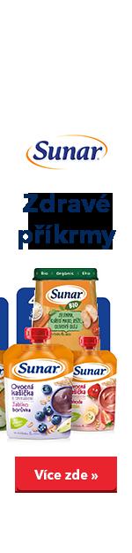 Sunar - zdravé příkrmy