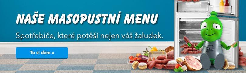 Naše masopustní menu