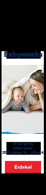 Babyweeks červen MAXI